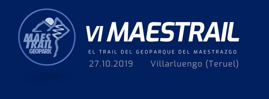 Maestrail Trail Geoparque Maestrazgo Carrera Montaña Teruel Aragón octubre 2019